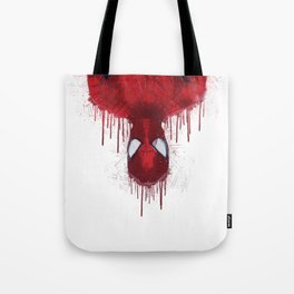The spider man of New York Tote Bag