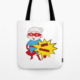 Super Grandma 1 Tote Bag