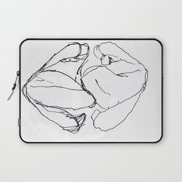 "Artwork inspired by the lyrics of The 1975's ""Sex"" Laptop Sleeve"