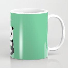 Enjoy green tea Coffee Mug