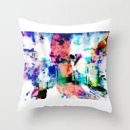The manifest world v 1 Throw Pillow