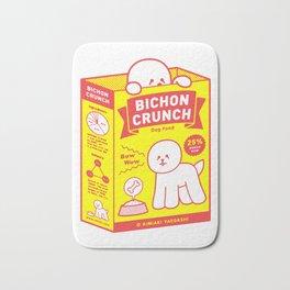 BICHON CRUNCH Bath Mat