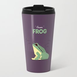The Frog Travel Mug
