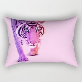 COLOR TIGER Rectangular Pillow