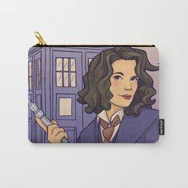 13th Doctor Carry-All Pouch