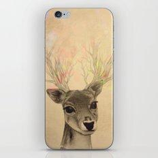 Electro-deer iPhone & iPod Skin