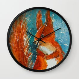 Protein Wall Clock