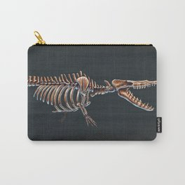 Rodhocetus Kasrani Skeletal Study Carry-All Pouch