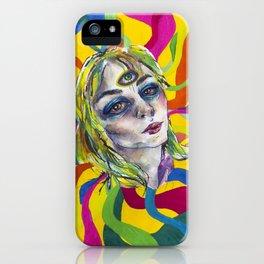 Amazing world of Kristin iPhone Case