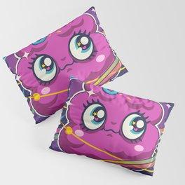 Sugar High: Cosmic Swirl Pillow Sham