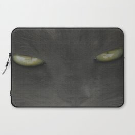 walls have eyes Laptop Sleeve