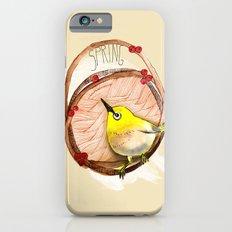 Spring birdy / Nr. 1 iPhone 6s Slim Case