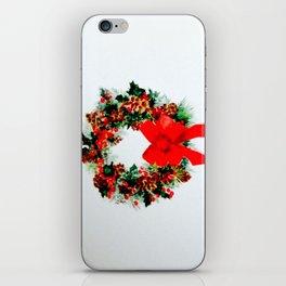 Wreath 4 iPhone Skin
