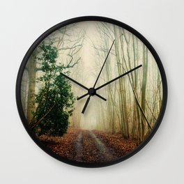 GHOST PATH Wall Clock