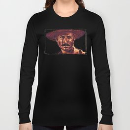 The Bad - Lee Van Cleef Long Sleeve T-shirt