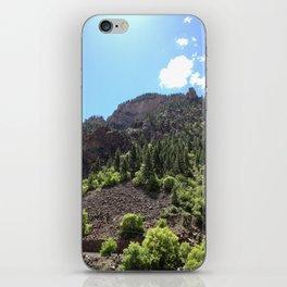 Jagged Edge iPhone Skin