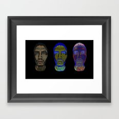 IDJ Framed Art Print