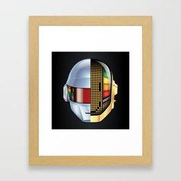 Daft Punk - Discovery Framed Art Print