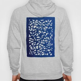 Blue Squiggles Hoody