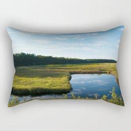 Alligator River National Wildlife Refuge Outer Banks NC OBX  Rectangular Pillow