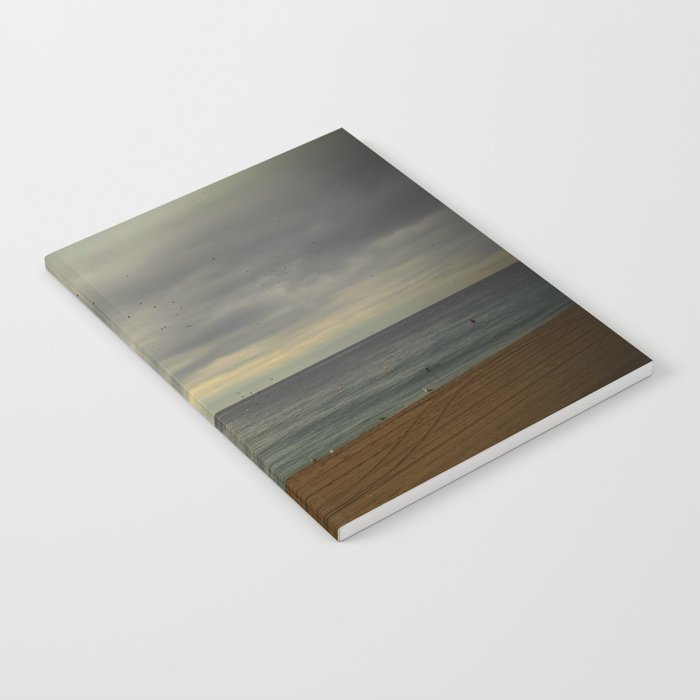 Barcelona beach Notebook