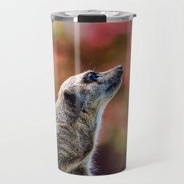 Inquisitive. Travel Mug