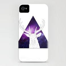 Deer Slim Case iPhone (4, 4s)