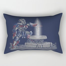 SWORD OF JUDGEMENT Rectangular Pillow