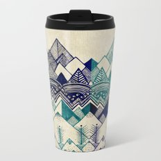 Two Worlds Metal Travel Mug