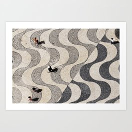 Surface #3 Art Print