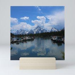 Colter Bay  - Jackson Lake Mini Art Print