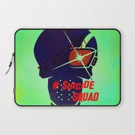 """DEADSHOT """"Suicide Squad"""" Laptop Sleeve"""
