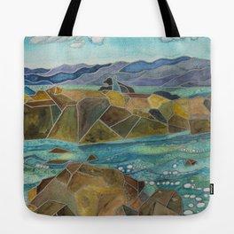 La Jolla Sea Lions Tote Bag