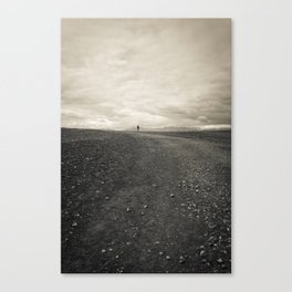 All Who Wander Canvas Print
