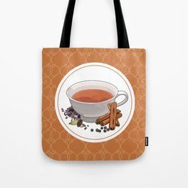Tea Lover Tote Bag