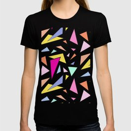 TRIANGLES & COLORS T-shirt