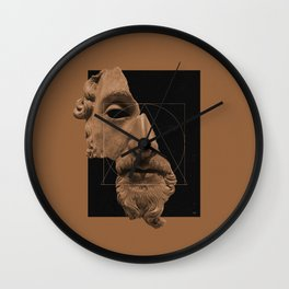 minima Piece FORM Wall Clock