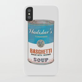 What We Do In the Shadows: Do You Like Basghetti? iPhone Case