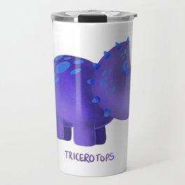 Tricerotops Travel Mug