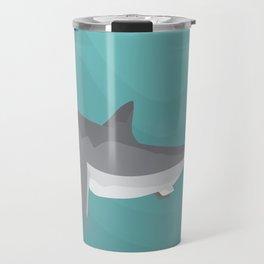 Shark! Travel Mug