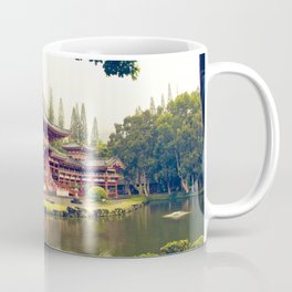 Byodo-In Temple/ Hawaii Coffee Mug