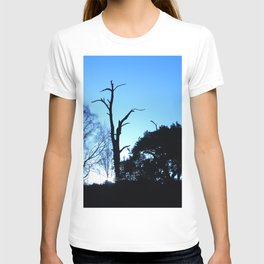 Trees on a Cold Winter's Evening T-shirt