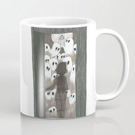 Curious Incorporeals Coffee Mug