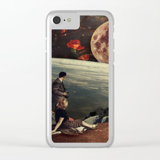 The Roses Came Clear iPhone Case