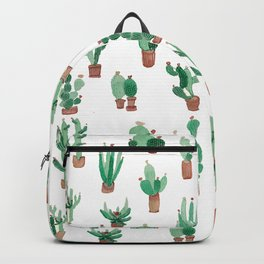 little cactus Backpack