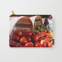 Tomatoes and Peppers Carry-All Pouch