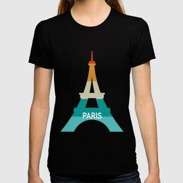 Addicted To Paris T-shirt