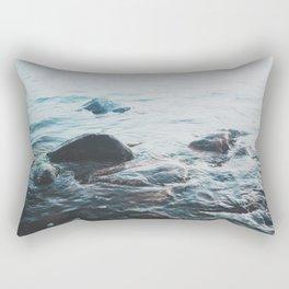 A Summer Night's Eve Rectangular Pillow
