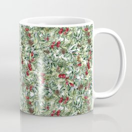 Elegant Christmas Coffee Mug