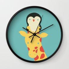 A Better View Wall Clock